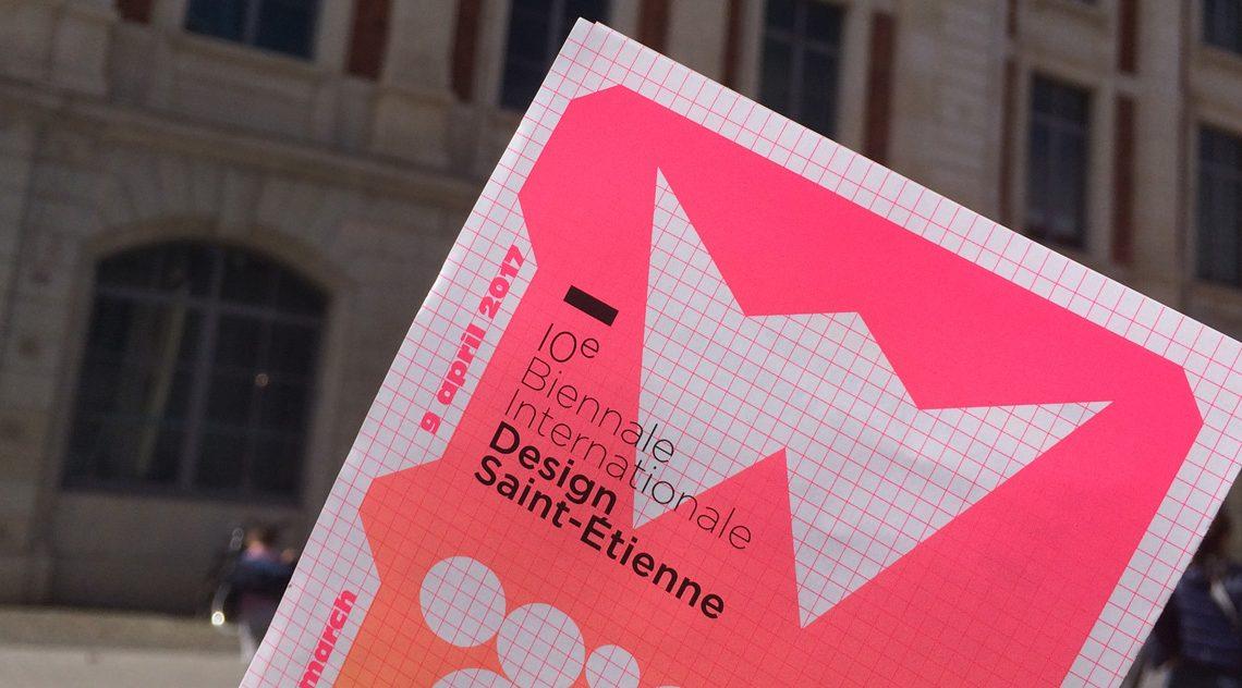 10° biennale design Saint-Etienne