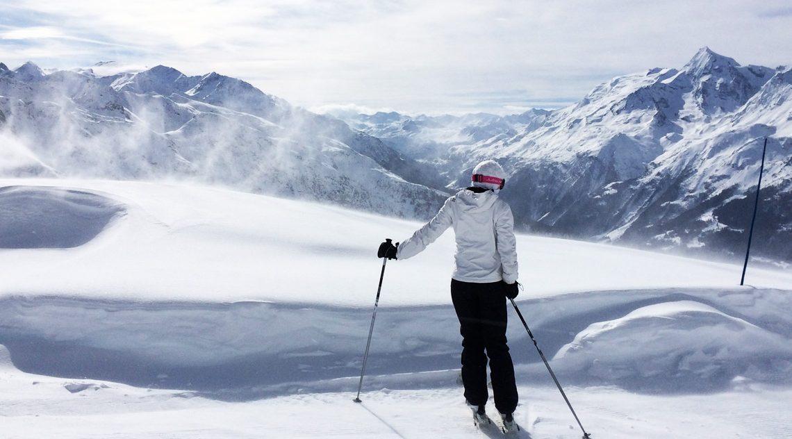 ski à la rosiere