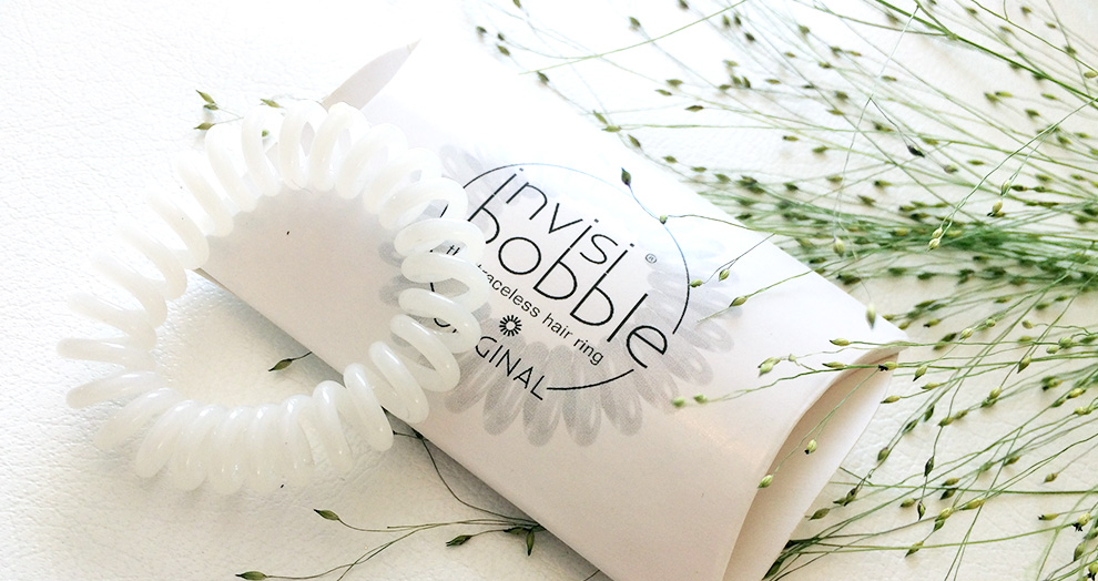 invisibobble elastique birchbox