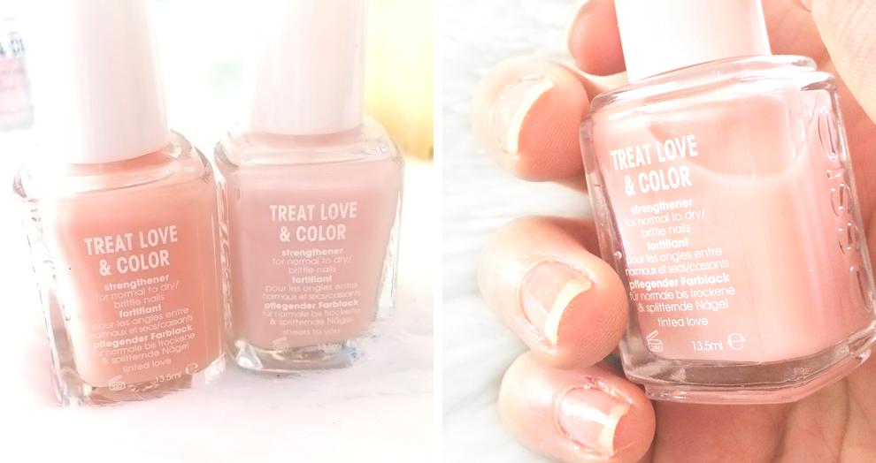 treat love & color Essie