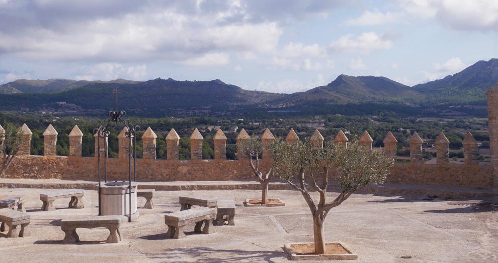 Majorque - arta