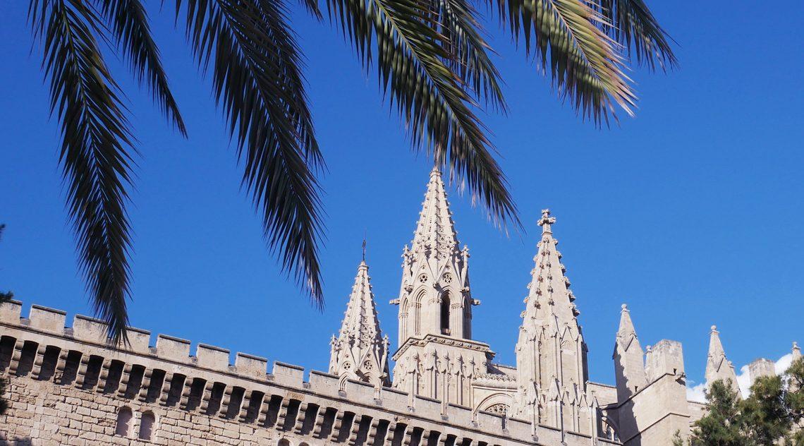 Road trip à Majorque en 6 jours . étape 1