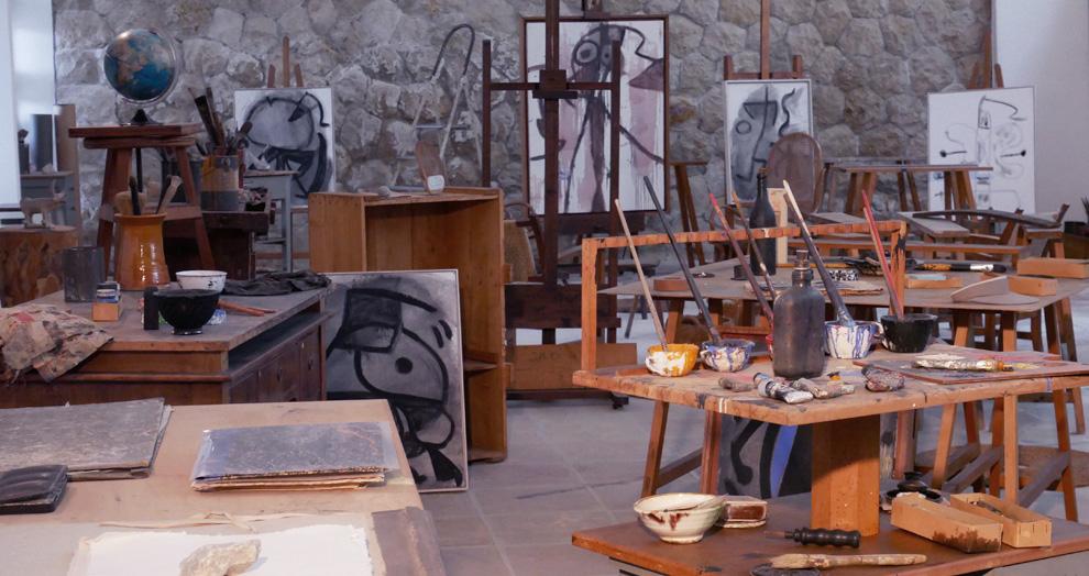 Fondation Miro - majorque