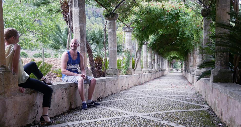 jardins d'alfabia - Majorque