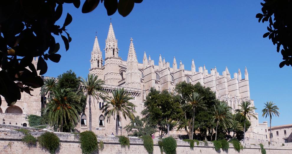 cathedrale de Palma Majorque