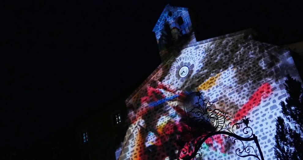 puy de lumières : hôtel de département puy en velay