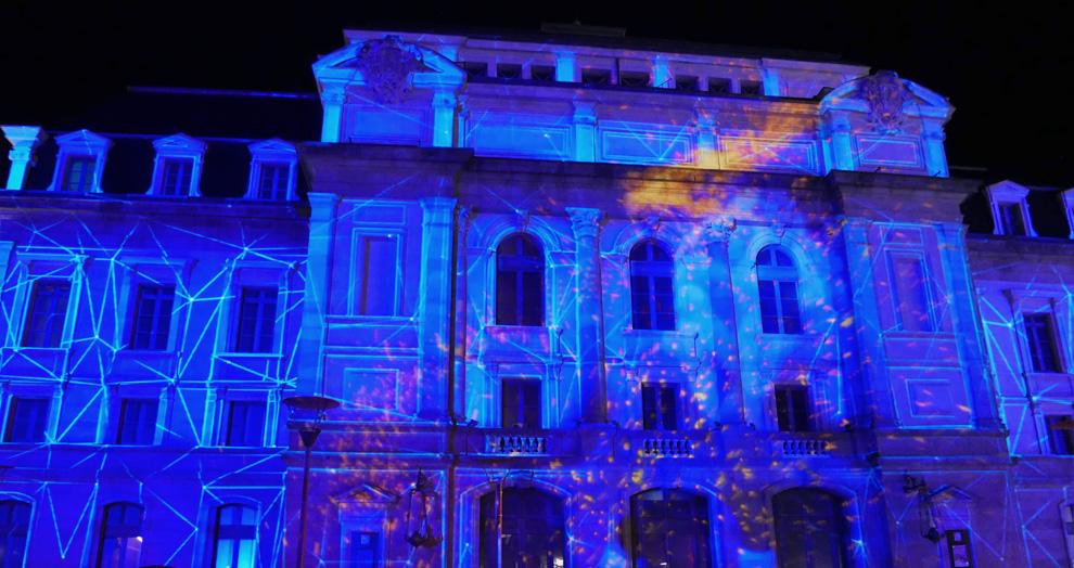 puy de lumières : theatre puy en velay