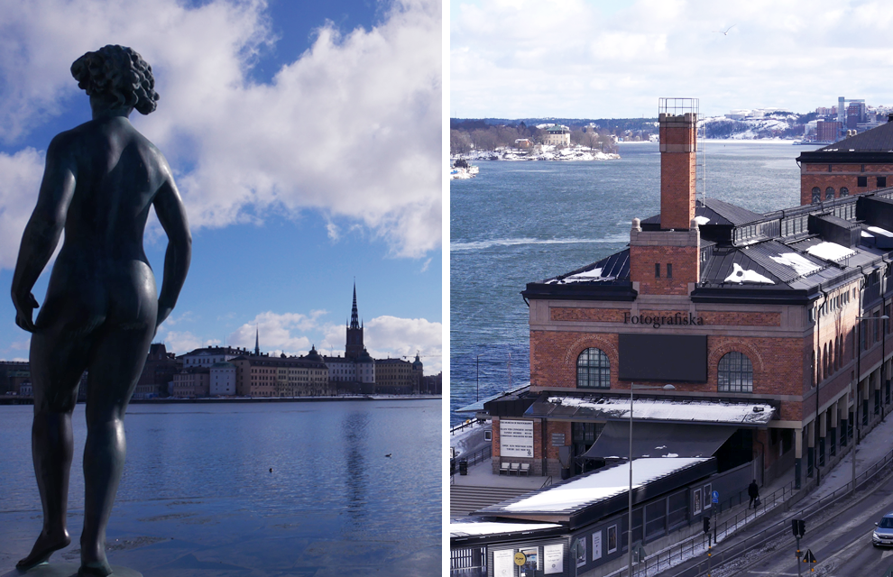 vue sur gamla stan stockholm