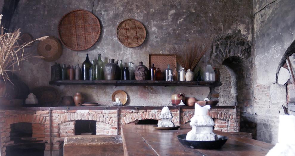 cuisine chateau de chazeron
