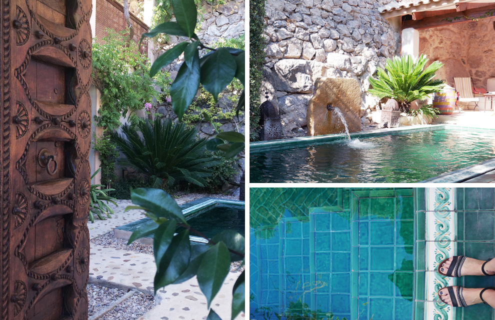 hotel romantique jardi d'Artà, boutique hotel arta majorque