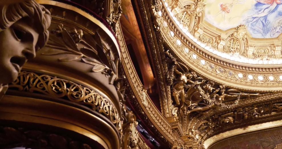 salle de spectacle opéra garnier