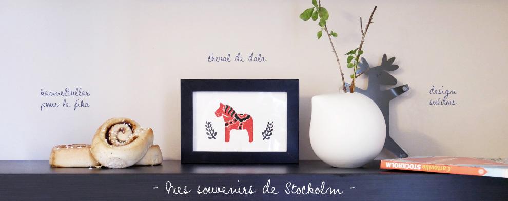 souvenirs de stockholm