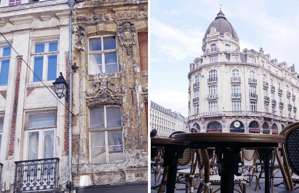 Détail Grand Place Lille