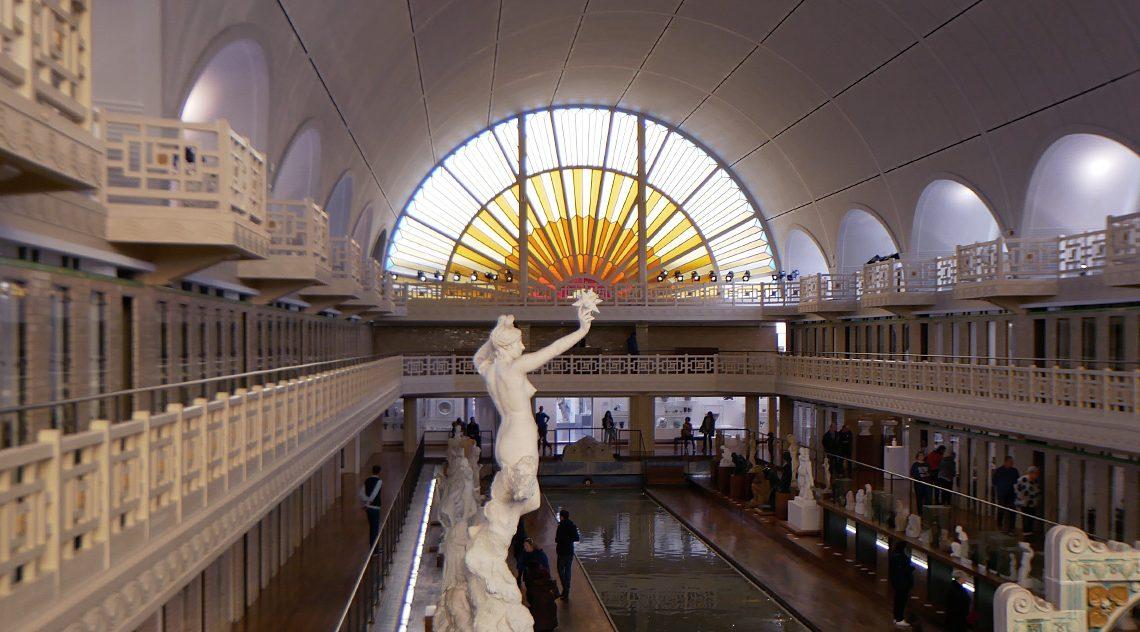 J'ai visité la Piscine, musée d'art atypique à Roubaix