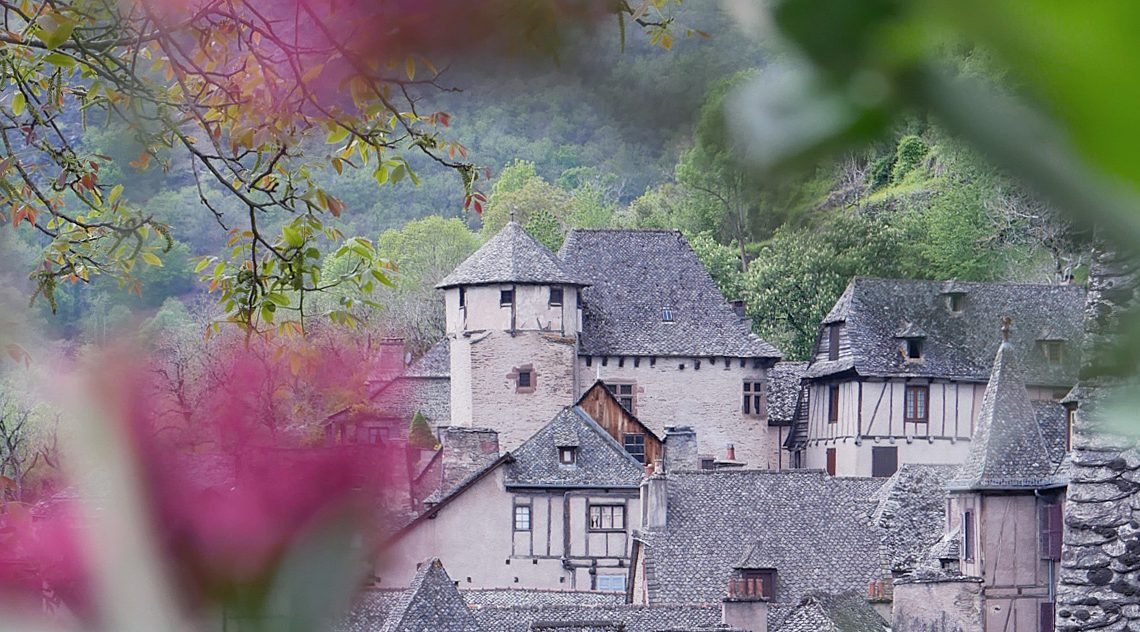 Un week-end en Aveyron, version plus beaux villages