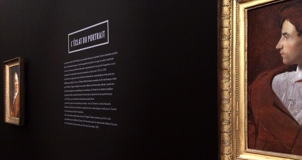 exposition de David à Courbet