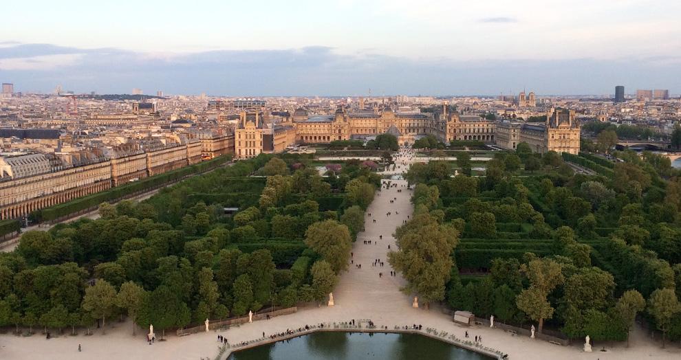 grande roue - Louvre