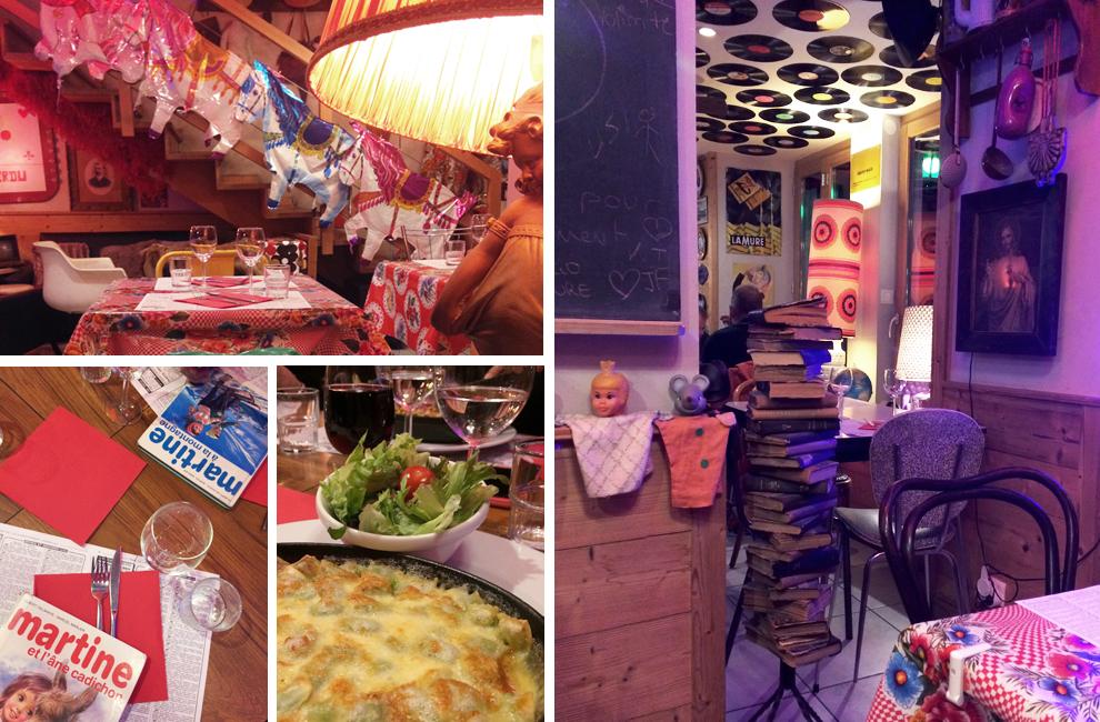 restaurant Le bastringue Annecy