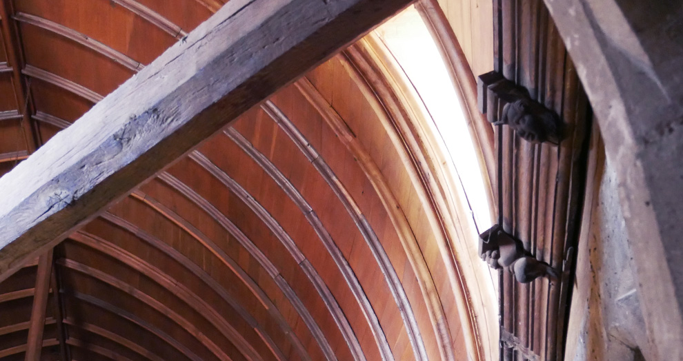 eglise sainte croix saint pourcain