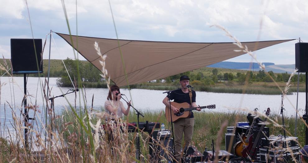 festival Art Air 2018 concert black lilys