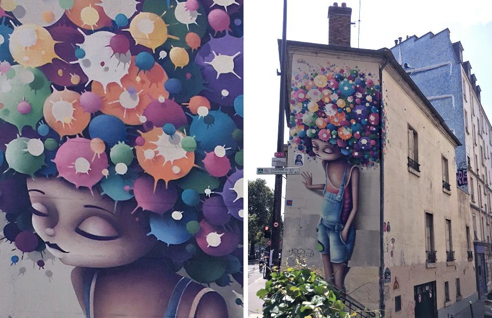street art canal st martin paris