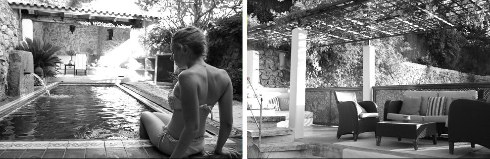 hebergement avec piscine majorque, arta