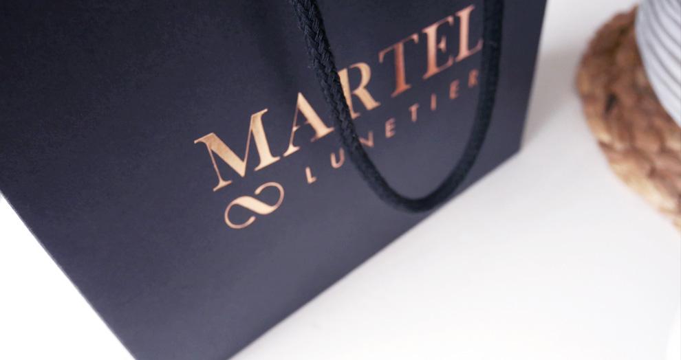 sac Martel lunetier