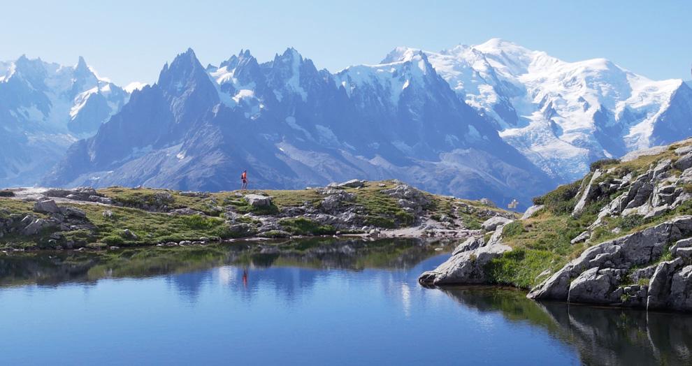 Lac blanc rando chamonix