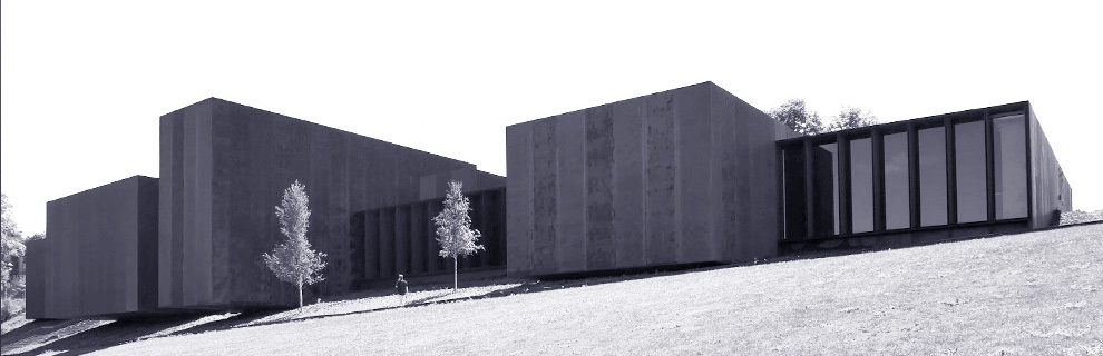Musée soulages extérieur