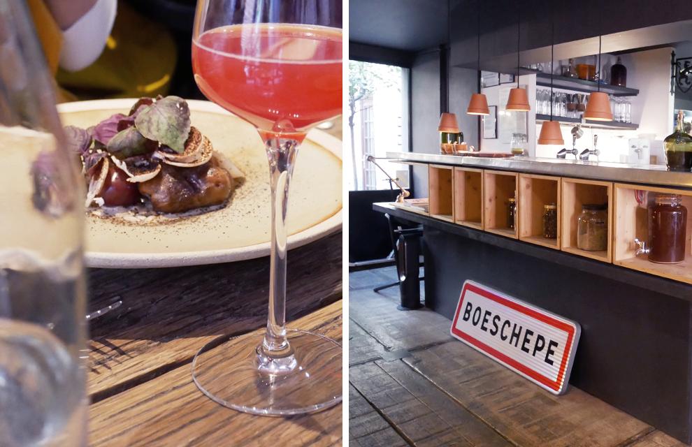 Restaurant le Bloempod Lille