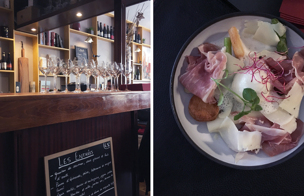 Restaurant Comptoir des bistronomes Lille
