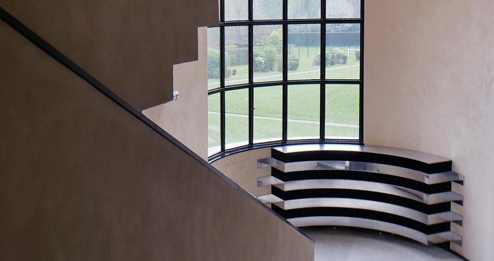 villa cavrois escalier