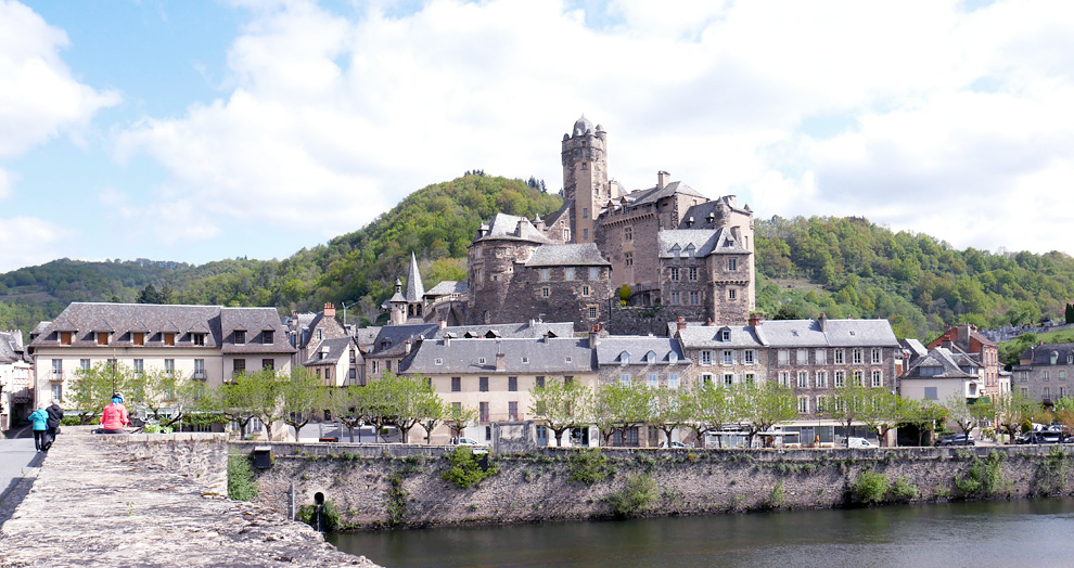 chateau d'Estaing