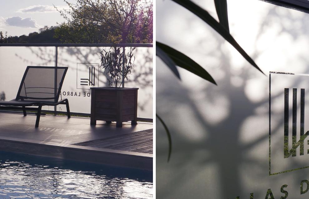 piscine avec vue villa de labro