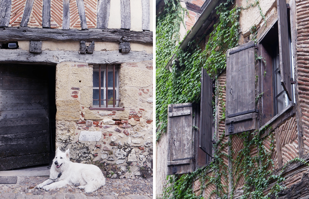 visite de Bergerac maison médievale