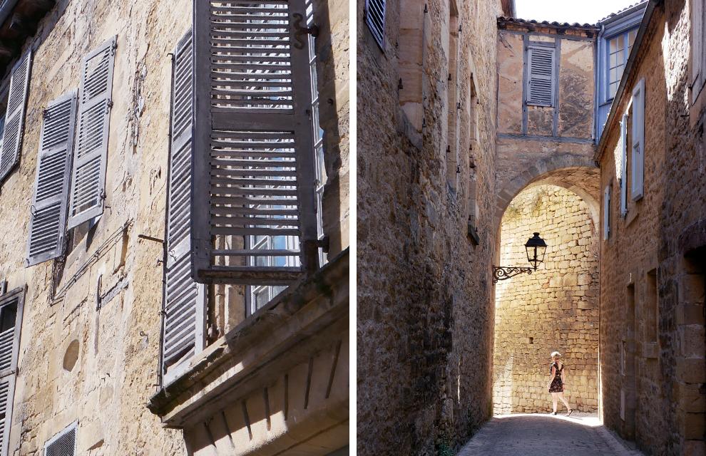 visiter Sarlat : les ruelles