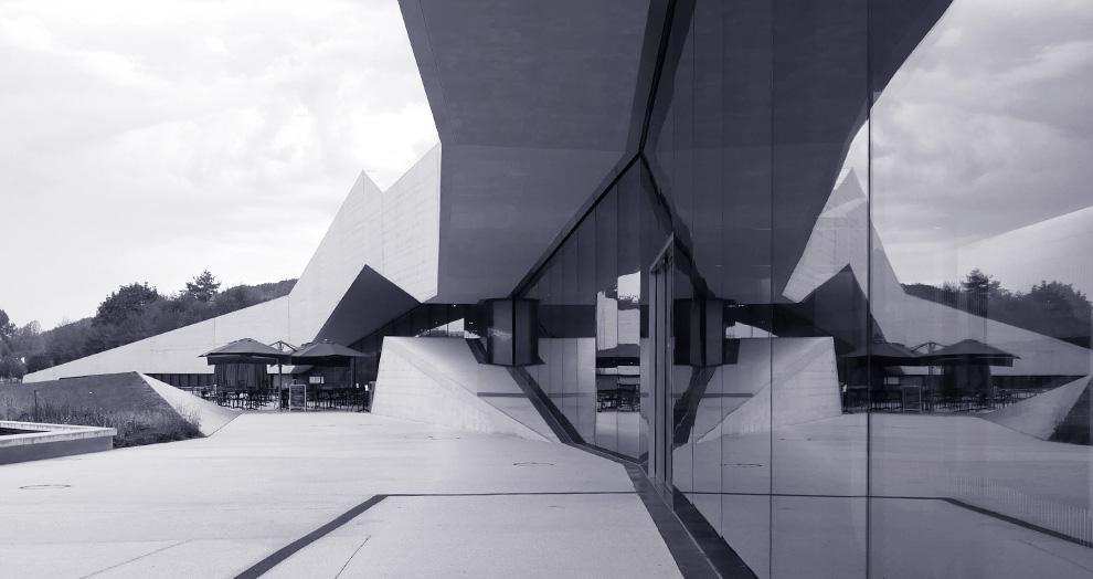 lascaux 4 . architecture