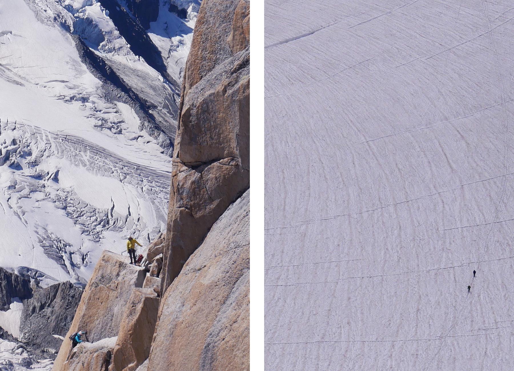 alpinisme et escalade chamonix
