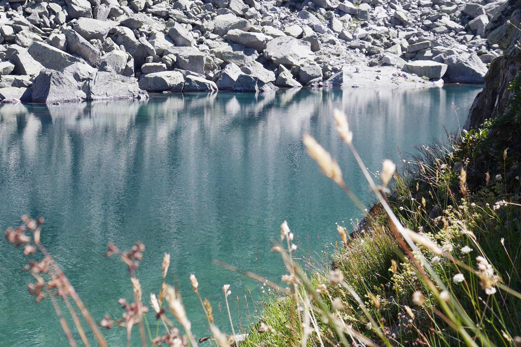 lac bleu chamonix