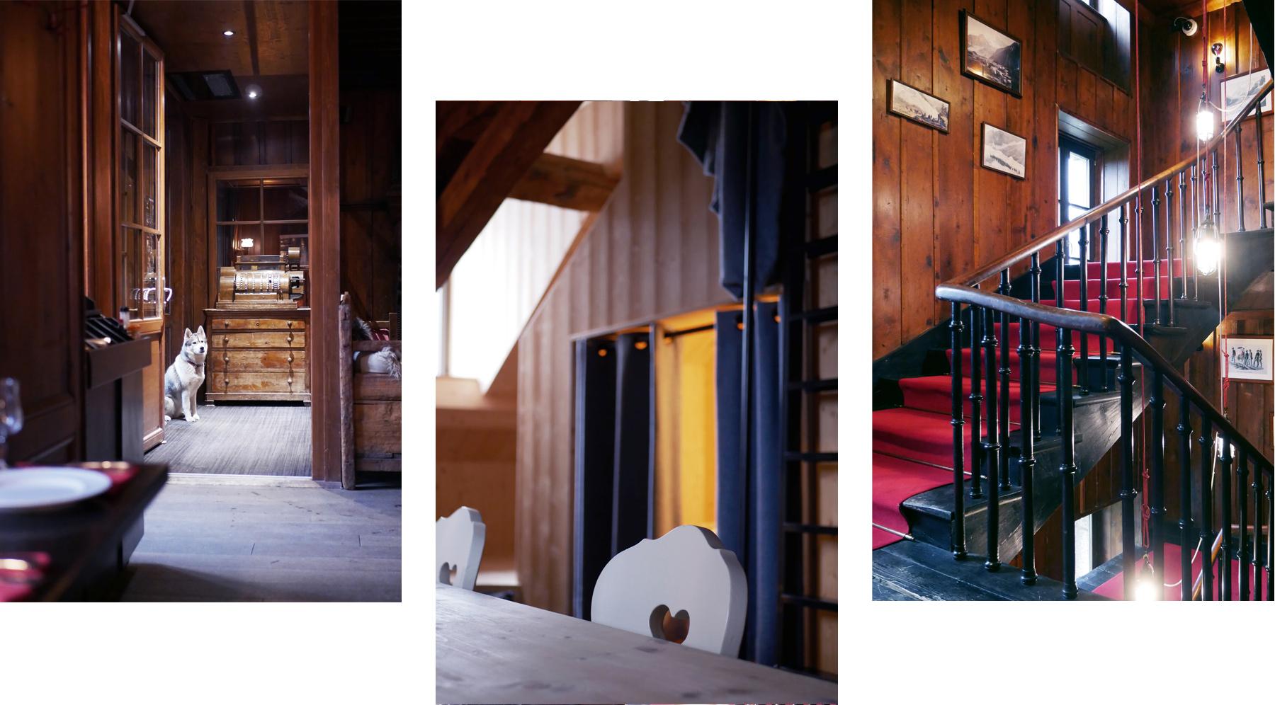 hotel exceptionnel chamonix : Refuge du Montenvers