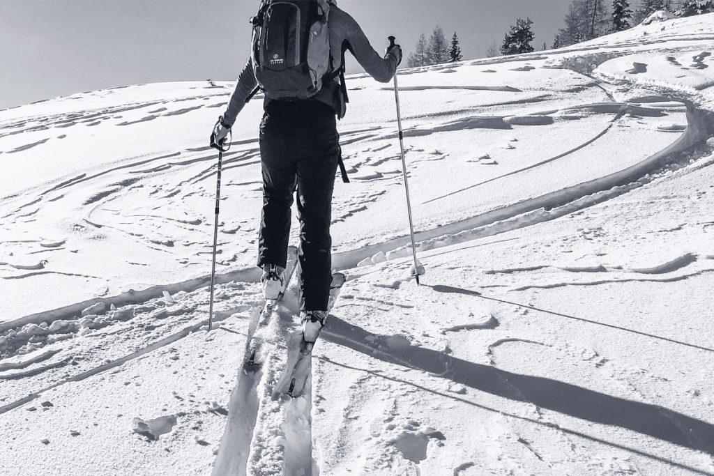 ski de rando superdevoluy