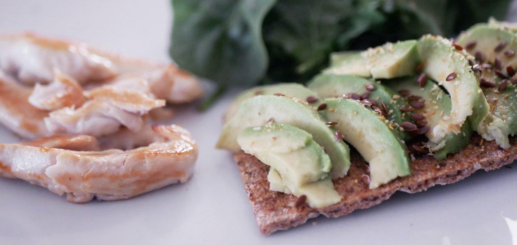 avocado toast, recette body detox