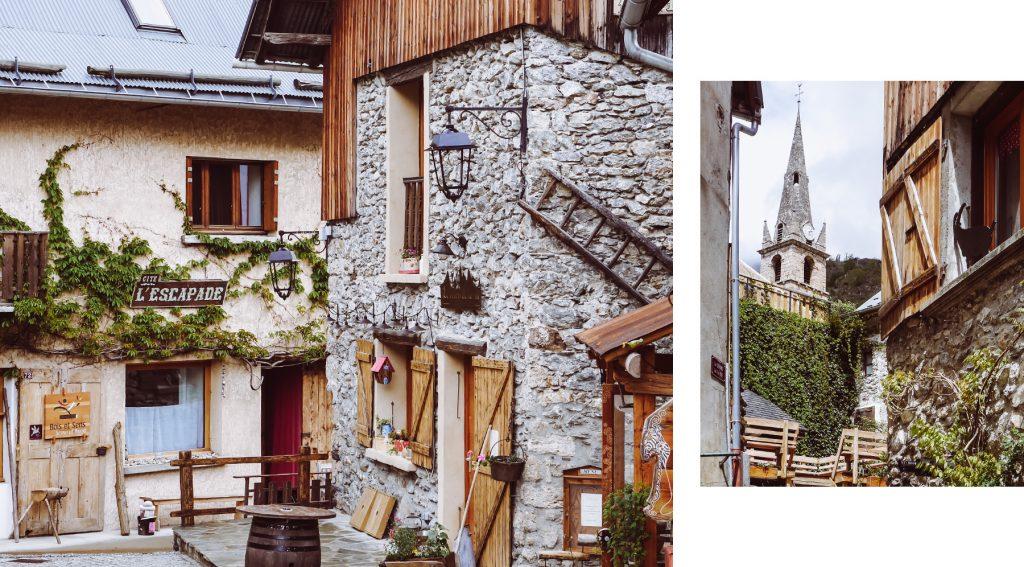 village de vénosc